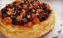 $15 for Any Savory Cheesecake at Anthony's Heavenly Cheesecake (Up to $35 Value)