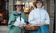 Granbury Ghosts and Legends Tour for Two or Four (Up to 53% Off)