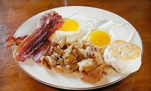 $10 for $20 Worth of Sandwiches, Broaster Chicken, and All-Day Breakfast at Cafe Audrey