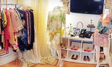 $25 for $50 Worth of Women's Designer Consignment Apparel and Accessories atGetModa Designer Consignment Boutique