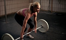 10 or 20 Drop-In CrossFit Classes at Trauma CrossFit (Up to 88% Off)