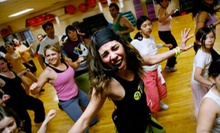 10 or 20 Zumba, Cardio Hip-Hop, or Yoga Classes at Ajrenaline Fitness (Up to 76% Off)