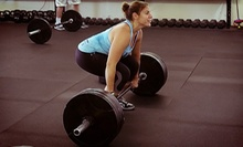 $39 for One Month of Unlimited CrossFit Classes at CrossFit EMAA ($129 Value)