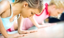 10 or 20 Fitness Classes at Forge Wellness (Up to 79% Off)