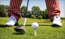 Round of Golf for Two with Cart Rental on MondayFriday or SaturdaySunday at Rolling Hills Country Club (Half Off)