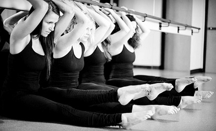 5 or 10 BarreAmped, Spin, Yoga, or Pilates Classes at Studio180 Fitness (Up to 71% Off)