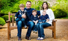 $69 for a Photography Package with a One-Hour Photo Shoot and Prints at Edward Weiland Photography ($376 Value)
