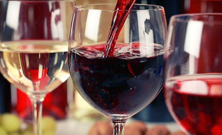 $50 for a Two-Hour Private Wine-Tasting Party with Light Appetizers for Up to 10 at Wine Barn ($100 Value)