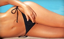 $24 for Three Mystic Spray-Tan Sessions or One Month of UV Tanning at Celebrity Tanning (Up to $57 Value)