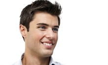 $22 for a Mens Haircut Package with a Facial, Scalp Massage, Hot-Steam Towel, and Waxing at Killer Kuts ($55 Value)