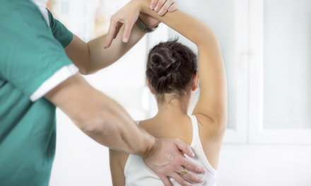 $49 for $330 Worth of Chiropractic Package at Kinetic Chiropractic
