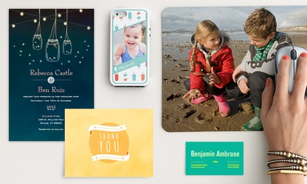 C$27 for C$70 Worth of Custom Printed Products from Vistaprint.ca