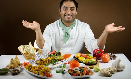 Indian Cuisine at Curry Sensation (Half Off). Two Options Available.