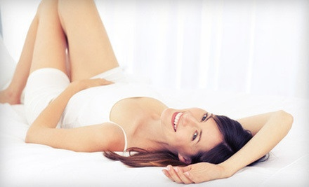 Laser Hair Reduction at New Looks Wellness Spa &amp; Salon (Up to 88% Off). Six Options Available.
