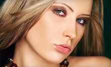 Anti-Aging Facial Package or AquaJet Facial Package with LED Light Therapy or Ultrasound at Skin Blends (Up to 76% Off)