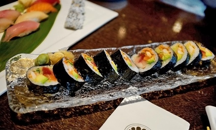 Japanese Cuisine and Drinks in the Lounge or Patio after 8 P.M. at Nikko Hibachi Steakhouse & Lounge (40% Off)