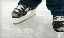 Ice Skating with Skate Rentals at Hampton Roads IcePlex (Up to 60% Off). Four Options Available.