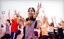 Four or Eight Bollywood Groove Cardio-Dance Classes at Bollywood Groove (Up to 51% Off)