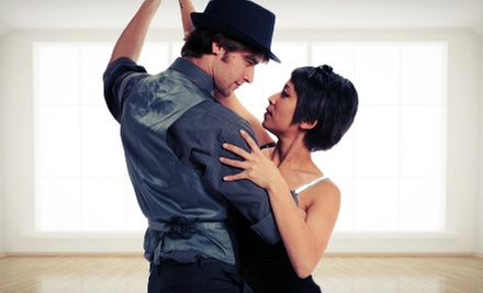 $39 for 10 One-Hour Group Classes at Rudanceny Ballroom Dance School ($150 Value)