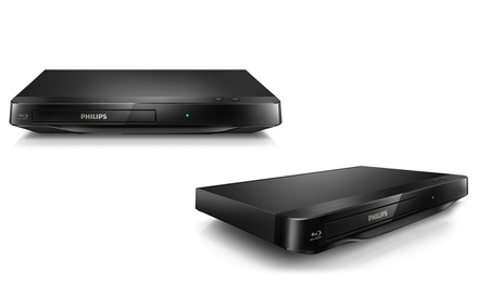Philips Blu-ray Player (Manufacturer Refurbished)