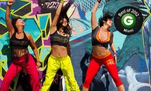 5, 10, or 15 Pilates, Yoga, Zumba, and Spinning Classes at 360 Energy in Motion (Up to 61% Off)