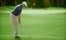 $29 for a Two-Season Golf-Discount Certificate Book, Good at 75 Indiana Courses, from Golf-A-Round Indiana ($59 Value)
