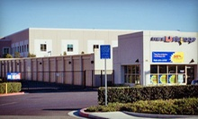 $50 for a Three-Month Storage-Unit Rental and a 24-Hour Moving-Truck Rental from Mini U Storage ($369 Value)