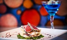 $25 for $50 Worth of Seafood and American Cuisine at Blue Dining