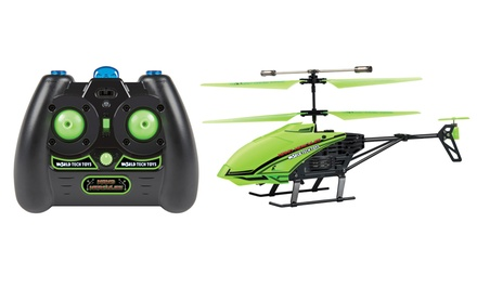 Hercules 3.5-Channel RC Helicopter