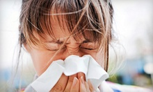 $79 for an Allergy Assessment and Nutrition Consultation at Atkins Wellness Solutions ($295 Value)