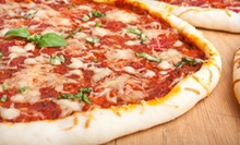 Dinner for Two or Family Dinner for Pick-Up or Delivery at Turn 4 Pizza (Up to 51% Off)