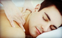 One or Three 60-MInute Swedish or Deep Tissue Massages at Wellness Center of North Texas (Up to 56% Off)