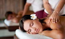 Swedish Massage, Choice of Facial, or Both at New Glamour Day Spa (Up to 57% Off)