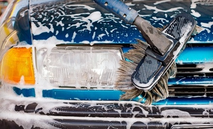 Three Gold Car Washes or an Exterior Wax and Carpet Shampoo at Sundance Car Wash (Up to 59% Off)