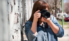 Photography Class for One or Two at Creative Photo &amp; Digital Imaging (Up to 52% Off)