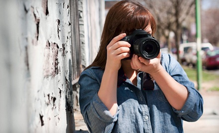 Photography Class for One or Two at Creative Photo & Digital Imaging (Up to 52% Off)