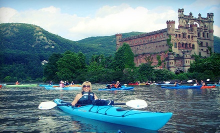 $59 for a Three-Hour Kayak Adventure for Two from Mountain Valley Guides ($120 Value)