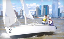 Breakfast Sail for One or Two or Sunset Sail for One from Hudson River Community Sailing (Up to 48% Off)