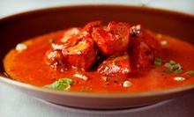 $15 for $30 Worth of Indian-Pakistani Cuisine at Shalimar Restaurant