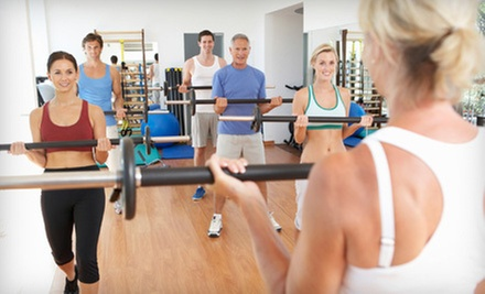 10 or 15 Fitness Classes at Shoreline Fitness (Up to 81% Off)