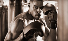 5, 10, or 20 Classes with Equipment at Royals Boxing Gym (Up to 81% Off)