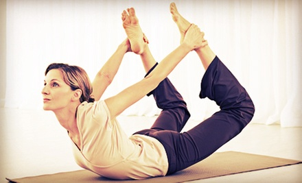 10 or 20 Yoga Classes at The Posture Project (Up to 75% Off)