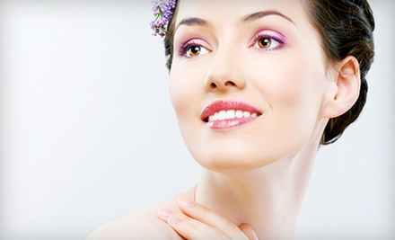 One, Three, or Six Diamond-Peel Facials or Microdermabrasion Treatments at Organic Heavenly Skin Care (Up to 78% Off)