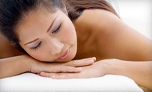 Massage and One Hyperbaric-Chamber Session, or Three Hyperbaric-Chamber Sessions at New Leaf Hyperbarics (Up to 73% Off)