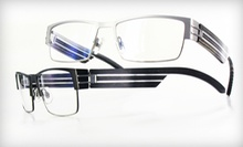 $19 for $150 Toward Prescription Eyeglasses and Prescription Sunglasses at Optical Thirty 8 in Scarborough or Toronto