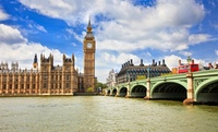 ✈ 7-Day Vacation in Paris and London with Airfare