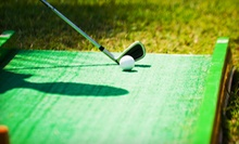 36-Hole Round of Miniature Golf for Two or Four Including Hot Dogs, Chips, and Drinks at Golf N Gator (Up to 56% Off)