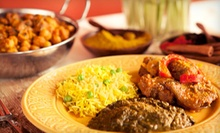 Indian and Nepalese Cuisine at Coriander Bistro (Up to 53% Off). Two Options Available.