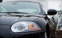 One or Three Car Washes with Rust Inhibitor and Clear-Coat Protectant at Park Hills Car Wash (Half Off)