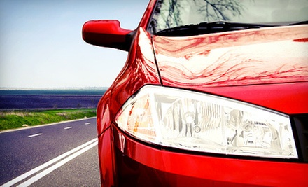 Interior and Exterior Detail with Optional Headlight Restoration at Park Place Hand Car Wash & Detailing (Up to 60% Off)